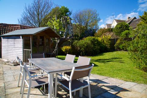 Bramble Cottage Garden