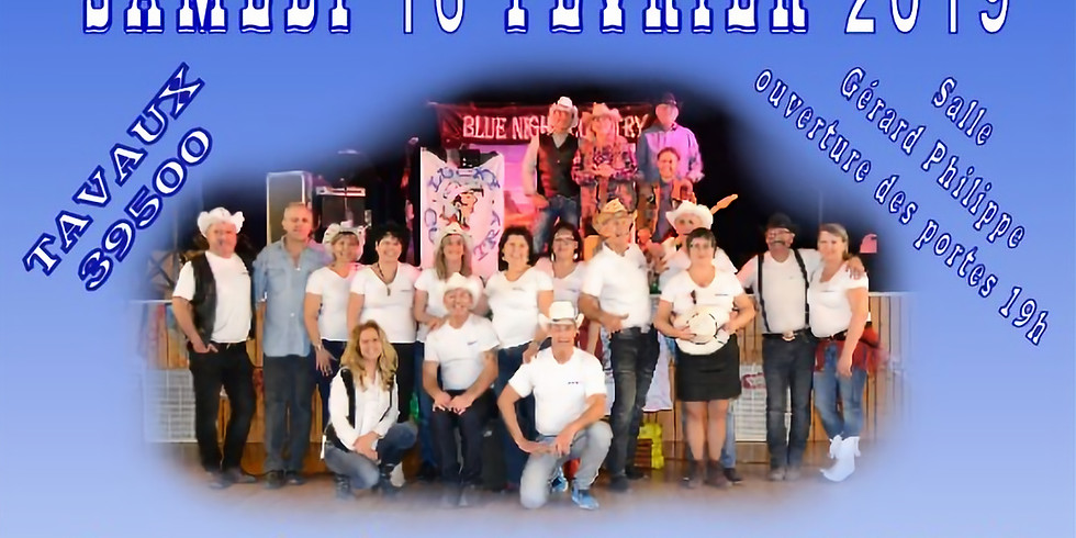 Soirée Country avec Blue Night Country
