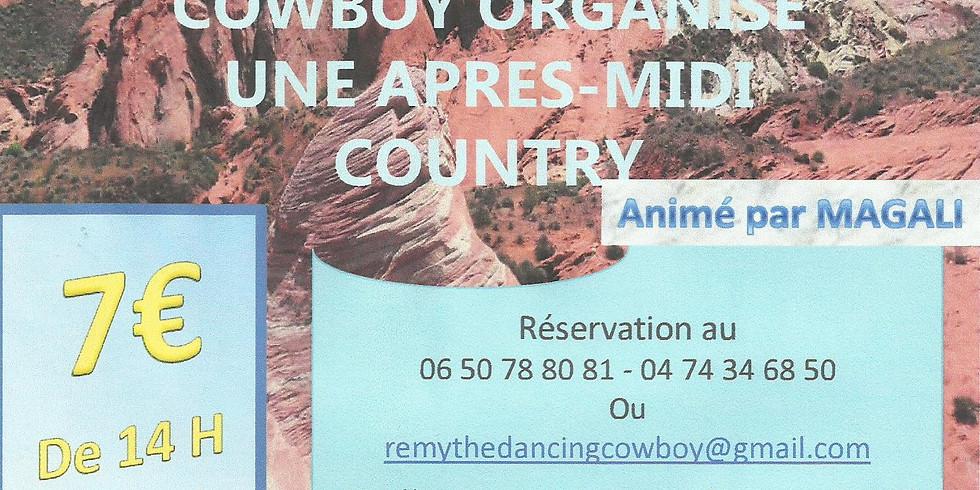 APRES MIDI COUNTRY