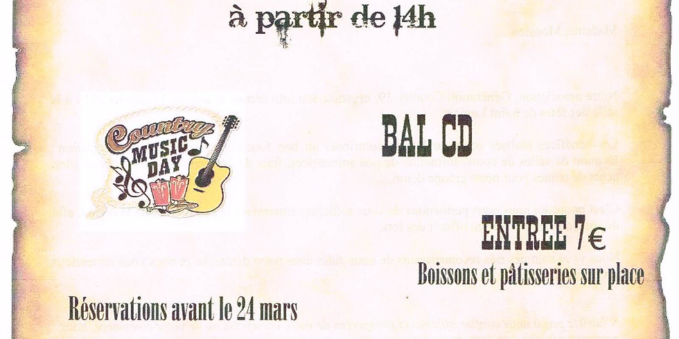 BAL COUNTRY CD