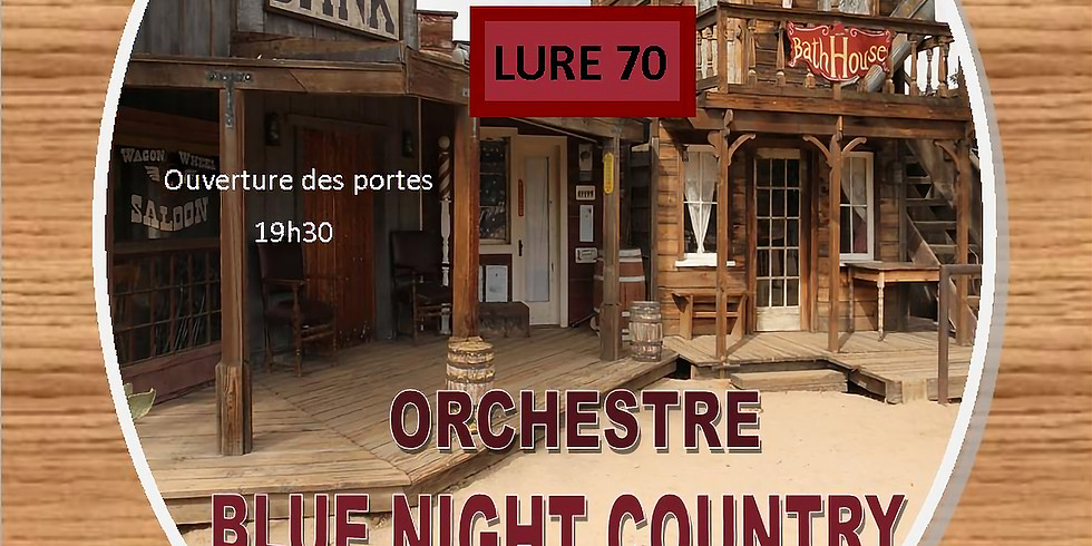 BAL country avec Blue Night Country