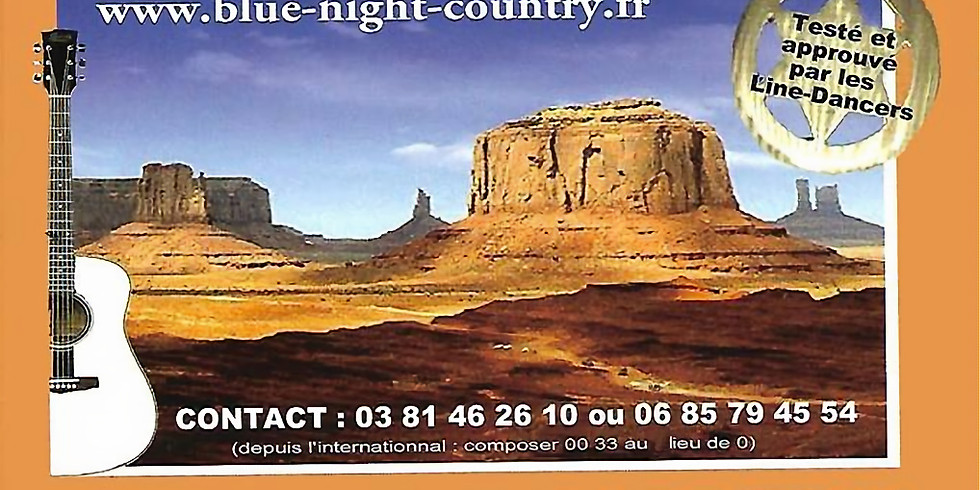 BLUE NIGHT COUNTRY