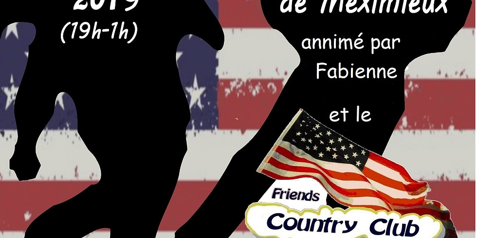 Soirée CD Country et Line Dance