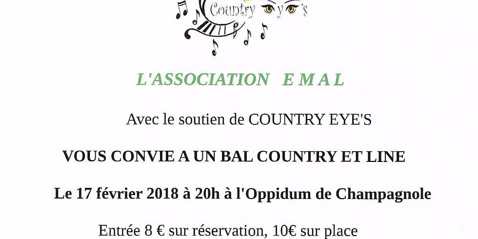 BAL COUNTRY & LINE CHAMPAGNOLE