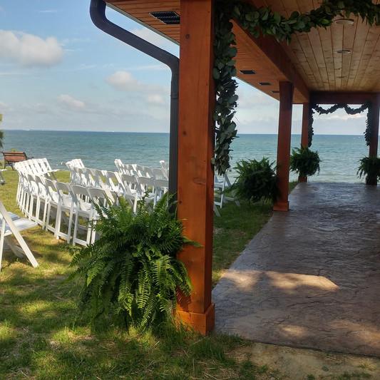 Wild Waves Beach Pavilian
