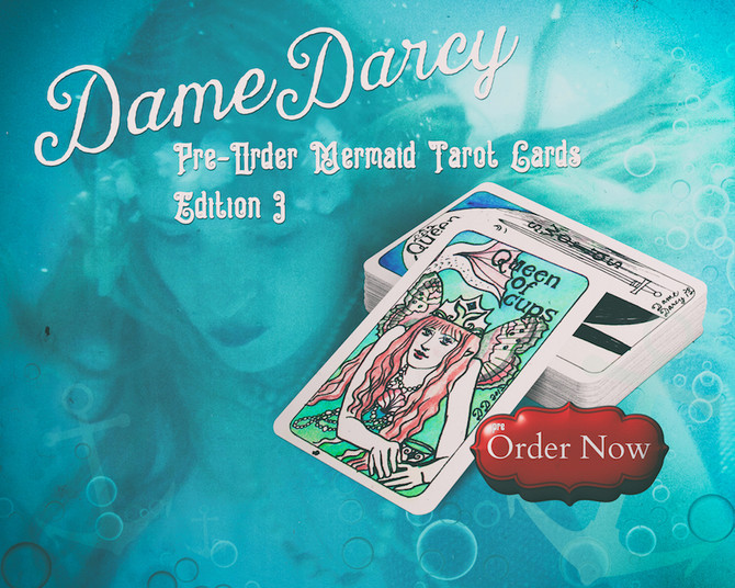 Pre-Order Mermaid Tarot Edition 3