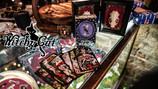Witchy Cat Tarot is here! Mermaid Dolls/Patron Raffle/ Prints/ Super Moon