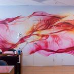 Digitally Printed Art Murals