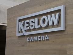 Keslow Camera Corporate Logo Dimentional