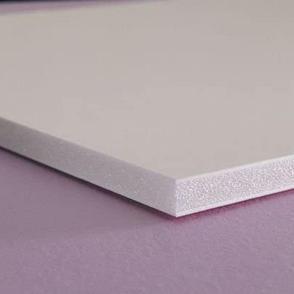 6mm White PVC Sintra