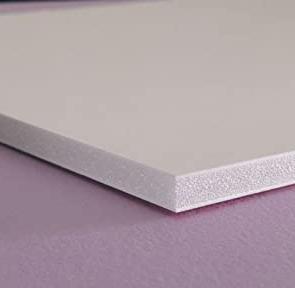 3mm White PVC Sintra