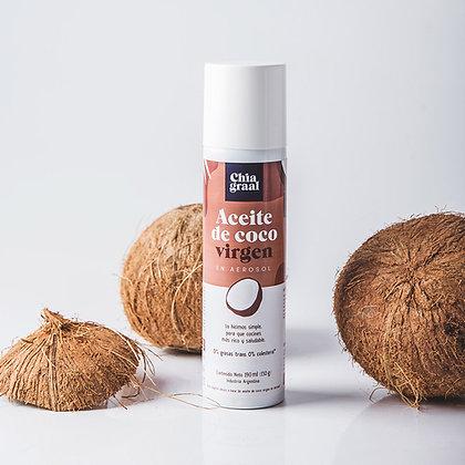 Aerosol aceite de coco virgen 190 ml