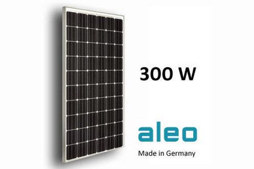 Panneau solaire ALEO 300Wc