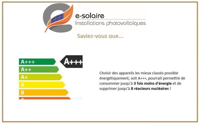 e-solaire, Astuces