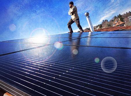 e-solaire, L'énergie solaire photovoltaïque est une énergie gratuite, renouvelable et illimitée.