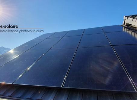Optimisez au maximum le potentiel solaire de votre toiture avec les modules SunPower 375Wc