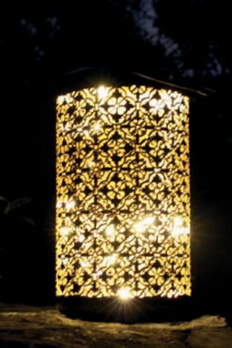 Lampe solaire Andaluz