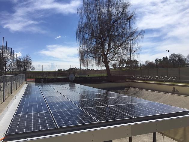 e-solaire, Installation de 28.00kWc - Avril 2018 | e-solaire | Installation solaire ...