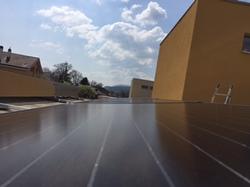 e-solaire Installation Solarworld Boudry