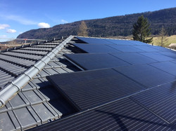 e-solaire installation Jura-Bernois 2017 Ouest