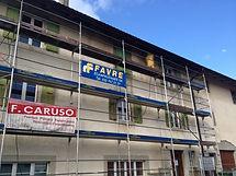 F. Caruso SA, Peinture, Rénovation, Carrelage, Plâtrerie