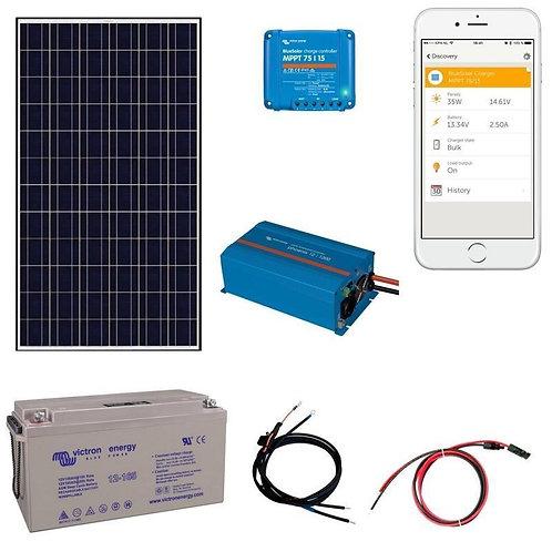 KIT SOLAIRE 300Wc e-solaire SMART