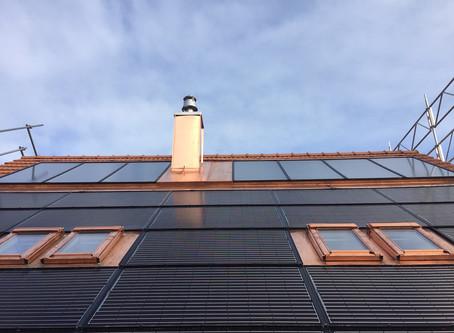 e-solaire rénovation de votre toiture