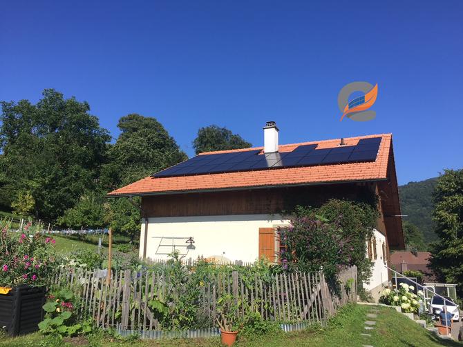 e-solaire, L'énergie pour votre résidence