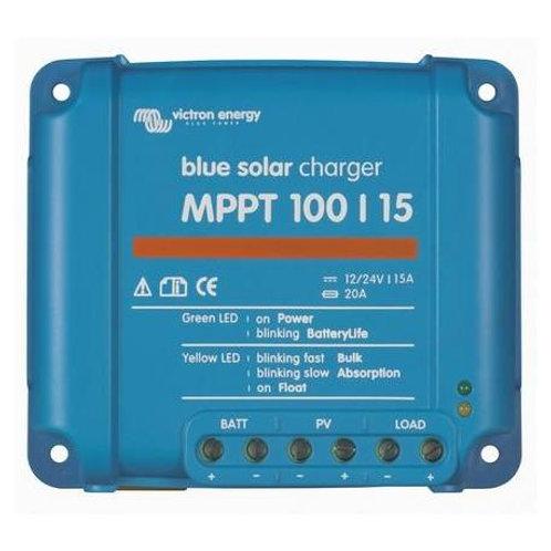 Régulateur solaire MPPT LED 15 A - 100 V