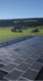 e-solaire installation GLOBAZ SA 83kWc -