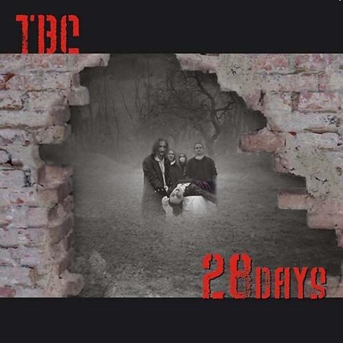 """Album CD """"28 days"""""""