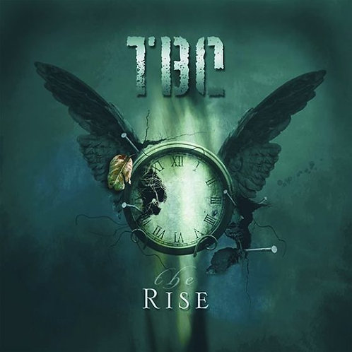 "Album CD ""the rise"""