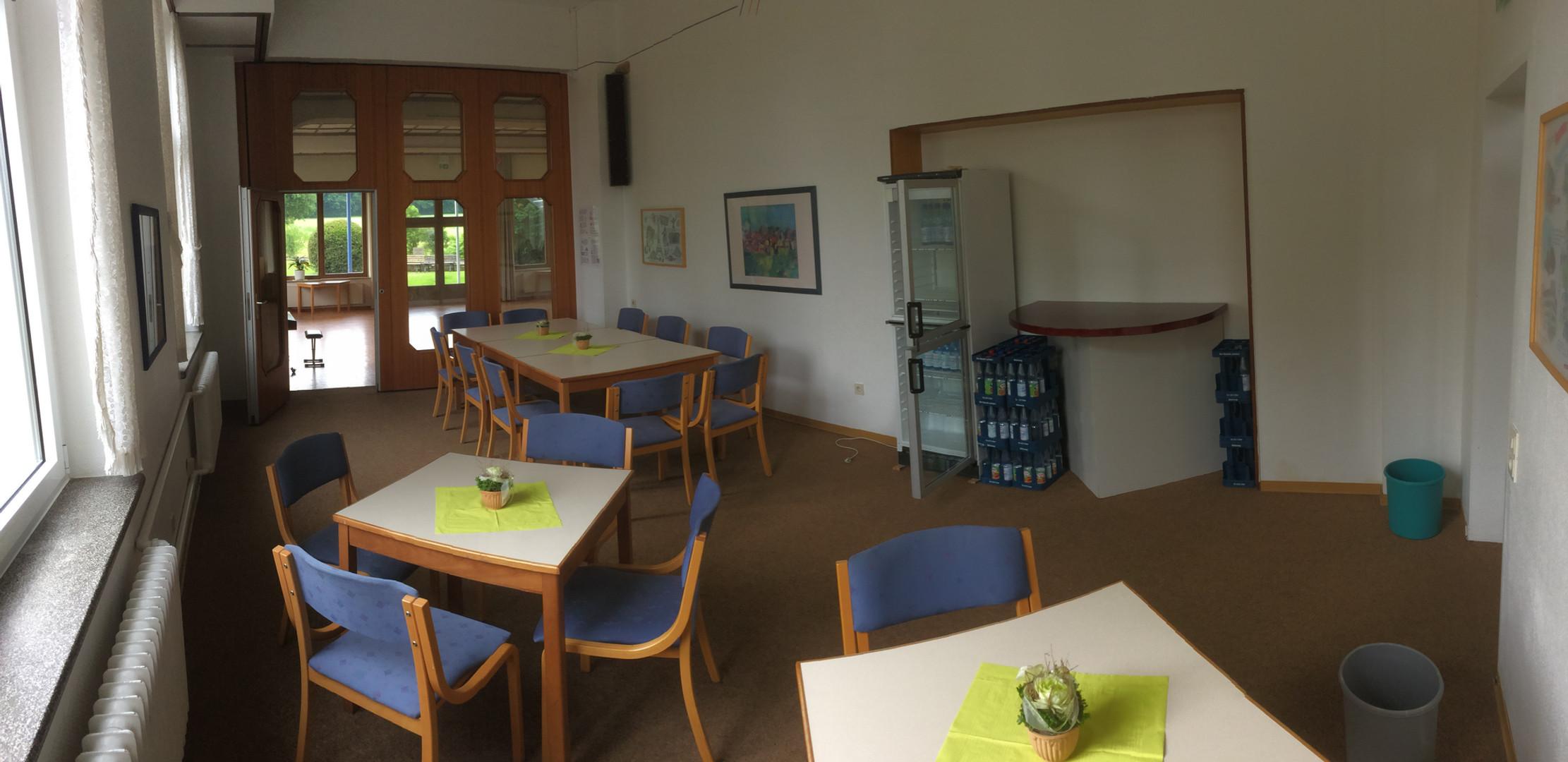 Seminarraum Luxemburg