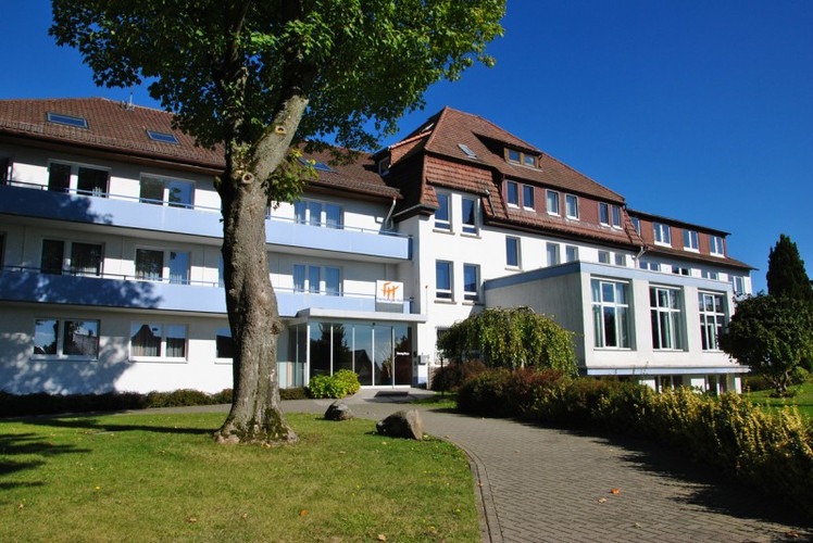 Seminarhaus Straßenseite
