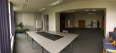Seminarraum Belgien