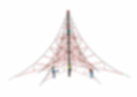 Raumnetzpyramide