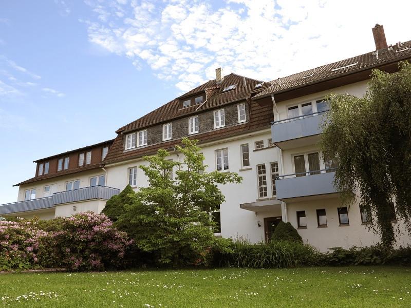 Seminarhaus Rückseite