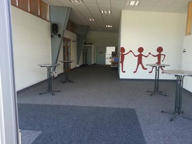 Foyer im Forum