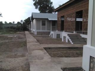 Ecole de Santo...  nouvelle tranche de travaux terminée