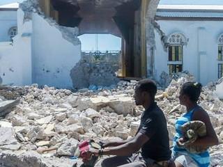 HAITI  EST UNE NOUVELLE FOIS SOUS LE CHOC