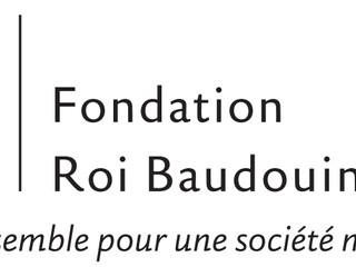 En Belgique, agrément de l'Association Confiance Haïti  donné par la Fondation Roi Baudouin.