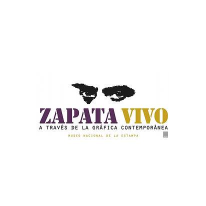 Zapata vivo a través de la gráfica contemporánea, MUNAE, Alê Souto, Yunuen Sariego