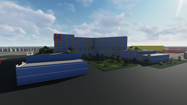 Windsor Mega Hospital