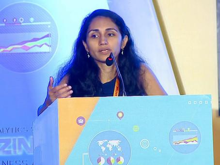 CogniCor presented at Nasscom Big Data & Analytics Summit, Bangalore