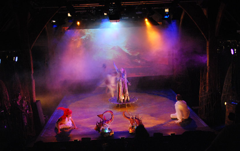 """The Tempest"" - Corbett theatre"