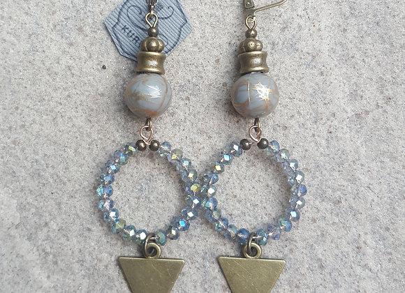 Toci Arrow Earrings
