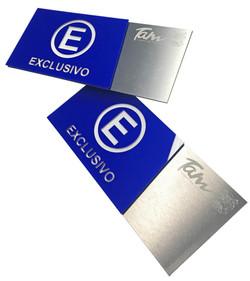 Señales Premium Aluminio