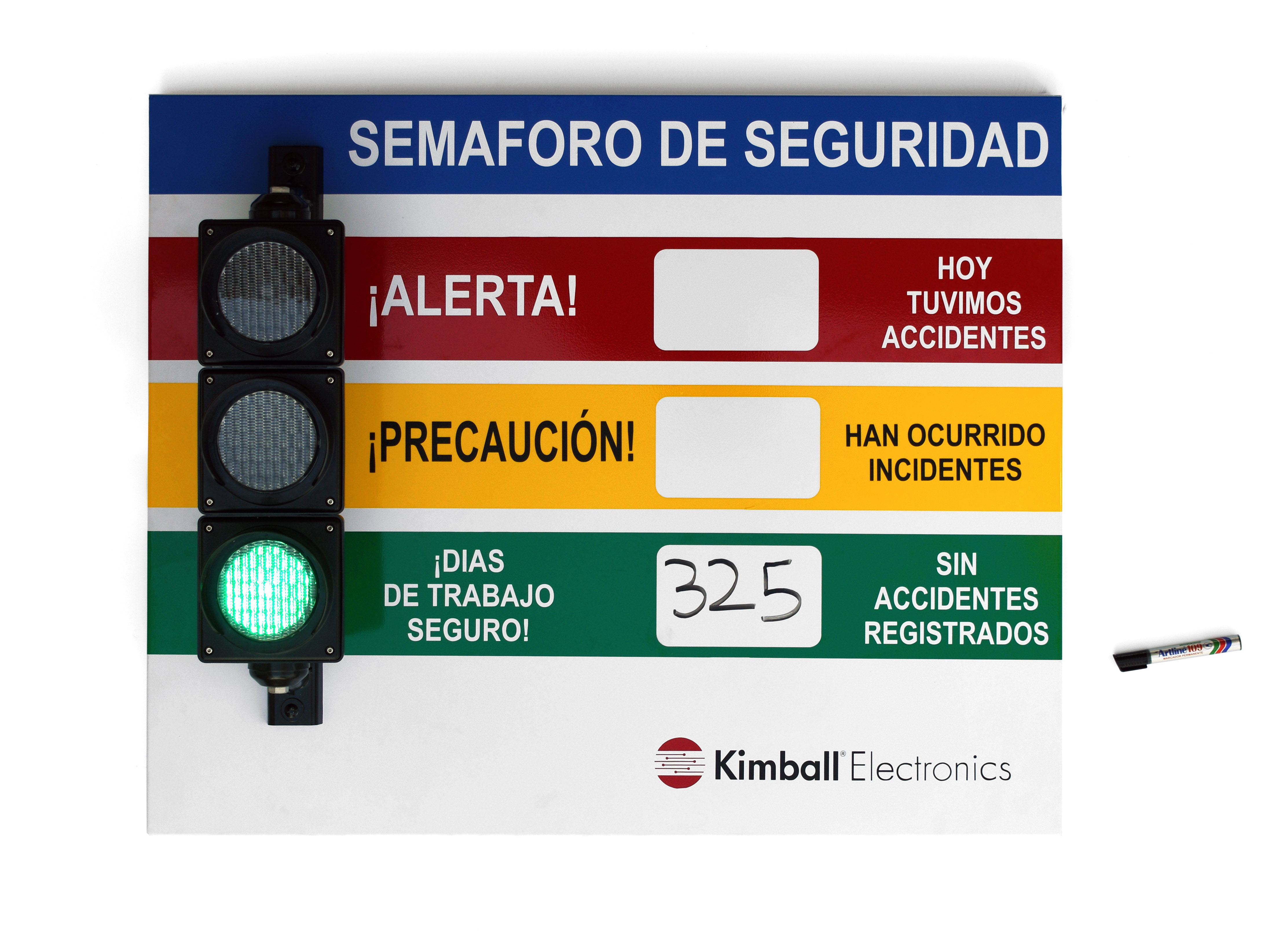 Semáforo de Seguridad