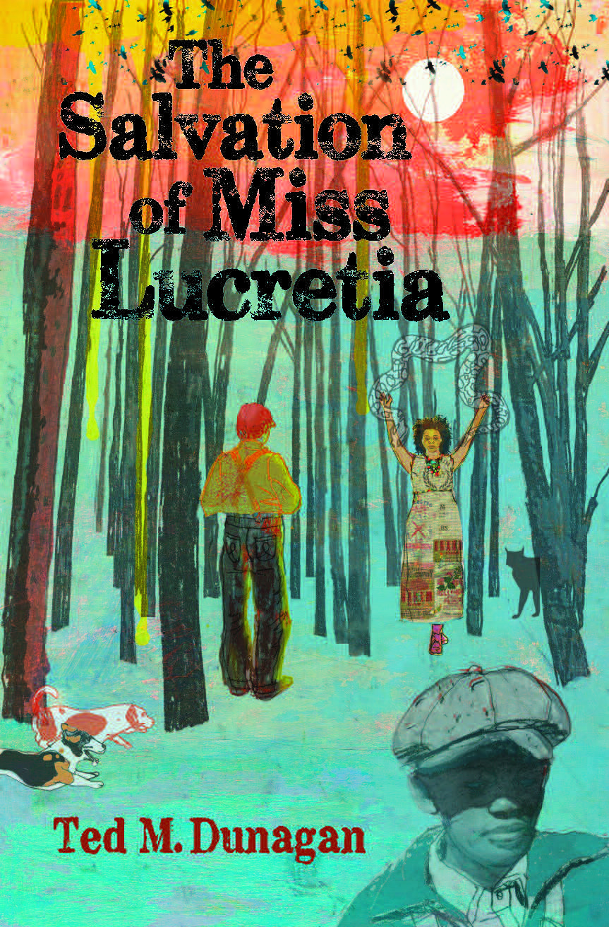 THE SALVATION OF MISS LUCRETIA