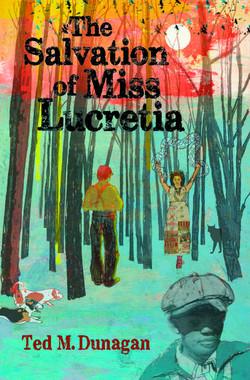 THE SALVATION OF MISS LUCRETIA